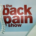 Tigrox at the Back Pain Show 2013 - photo courtesy of UK Health Radio