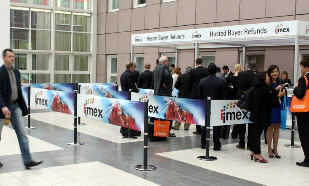 Tigrox in use at IMEX Frankfurt