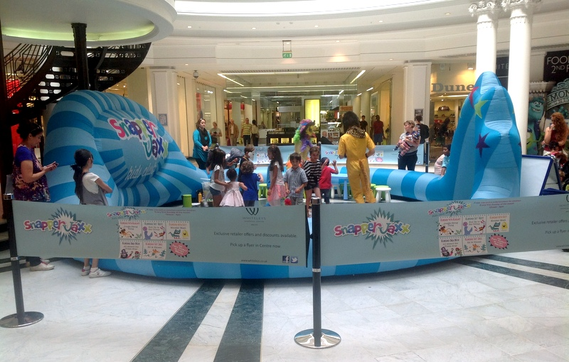 Tigrox and the Whiteleys Kid Zone